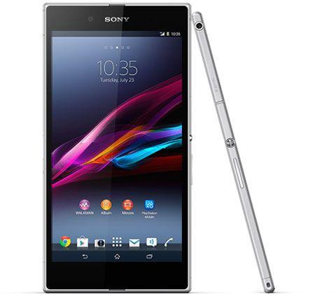 Sony Xperia Z Ultra weiß