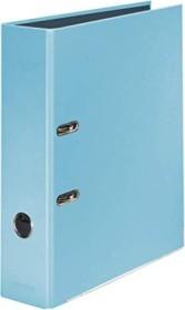 Falken PastellColor Ordner A4, 8cm, Himmel-Blau (15062630000)