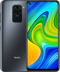 Xiaomi Redmi Note 9 128GB onyx black