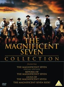 The Magnificent Seven (DVD) (UK)