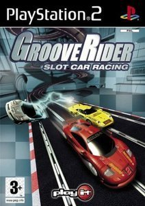 Groove Rider - Slot Car Racing (German) (PS2)