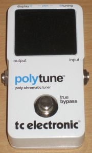 TC Electronic PolyTune Classic -- http://bepixelung.org/13576