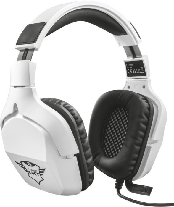 Trust Gaming GXT 345 Creon Gaming Headset weiß (22054)
