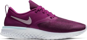 Nike Odyssey React Flyknit 2 raspberry red/bordeaux/teal tint/plum chalk (Damen) (AH1016-600)