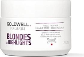 Goldwell Dualsenses Blondes & Highlights 60 seconds treatment, 200ml