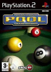 International Pool Championship (niemiecki) (PS2)