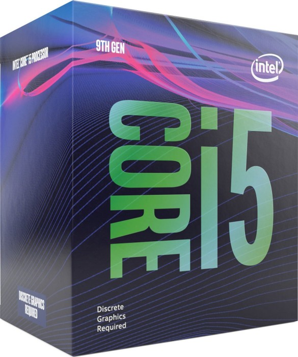 Intel Core i5-9500F, 6x 3.00GHz, boxed (BX80684I59500F)