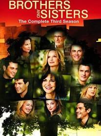Brothers & Sisters Season 3 (DVD) (UK)