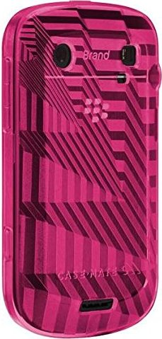 Case-Mate Gelli für BlackBerry 9900/9300 Bold rosa (CM014679) -- via Amazon Partnerprogramm