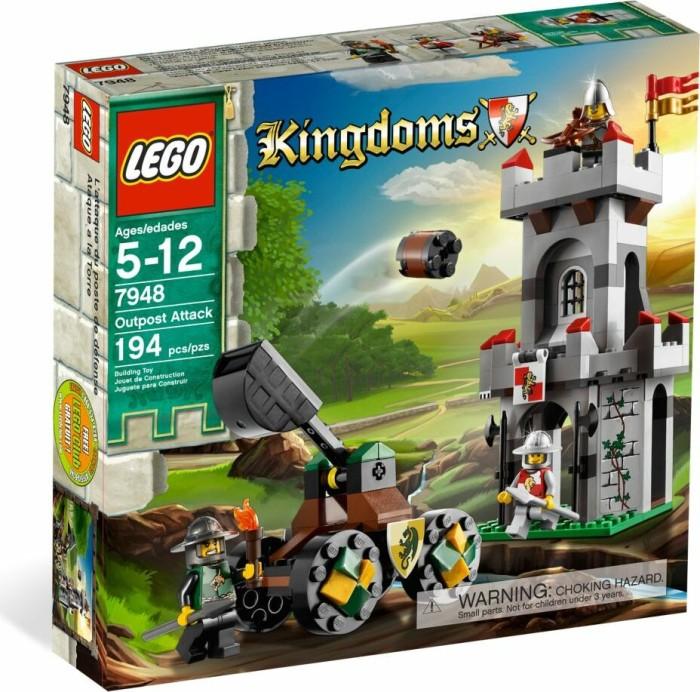 LEGO Kingdoms - Angriff auf den Außenposten (7948) -- via Amazon Partnerprogramm