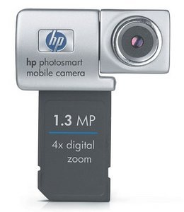 HP Photosmart Mobile Camera für iPAQ Pocket PCs mit SDIO-Slot (FA185A)