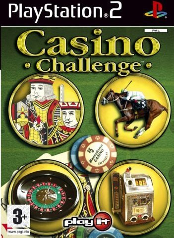 Play It Casino (niemiecki) (PS2) -- via Amazon Partnerprogramm