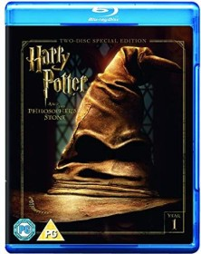 Harry Potter And The Philosopher's Stone (Blu-ray) (UK)