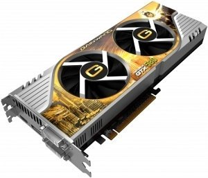 Gainward GeForce GTX 580 GOOD, 1.5GB GDDR5, 2x DVI, HDMI, DisplayPort (1749)
