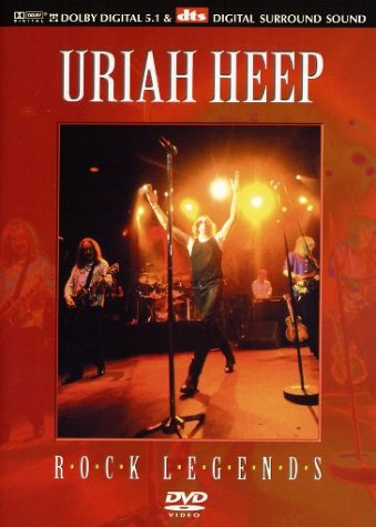 Uriah Heep - Rock Legends -- via Amazon Partnerprogramm
