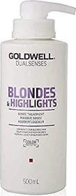 Goldwell Dualsenses Blondes & Highlights 60 seconds treatment, 500ml