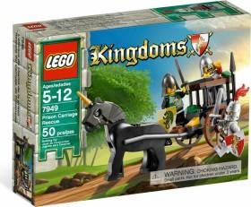 LEGO Kingdoms - Befreiung aus der Gefängniskutsche (7949)