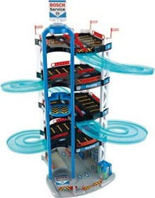 Theo Klein Bosch Car Service Carpark with 5 Levels (2813)