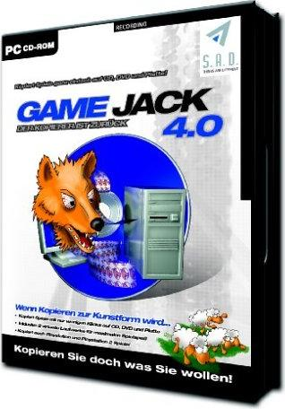 S.A.D.: GameJack 4 (PC) (393721553-0) -- via Amazon Partnerprogramm