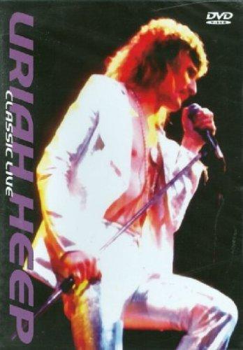 Uriah Heep - Classic Heep/Live from Byron Era -- via Amazon Partnerprogramm