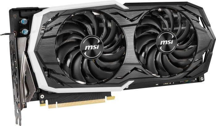 MSI GeForce RTX 2070 Armor 8G OC, 8GB GDDR6, HDMI, 3x DP, USB-C (V373-013R)