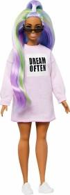 Mattel Barbie Fashionistas mit Regenbogen-Haar (GHW52)