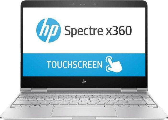 HP Spectre x360 13-ac001na silber, UK (Z6L06EA#ABU)