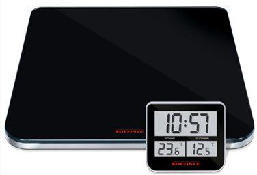 Soehnle Comfort Senso Elektronische Personenwaage (63310)