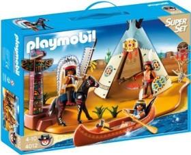 playmobil Western - SuperSet Indianerlager (4012)