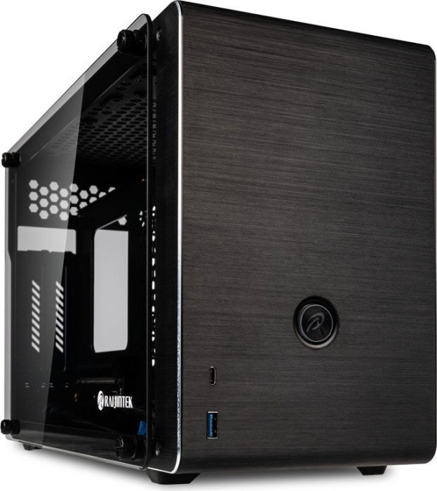 Raijintek Ophion, mini-ITX, glass window (0R20B00097/0R20B00103)