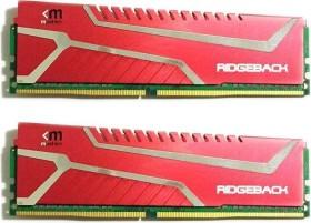 Mushkin Enhanced Redline Ridgeback G2 DIMM Kit 32GB, DDR4-3466, CL18-20-20-40 (MRB4U346JLLM16GX2)