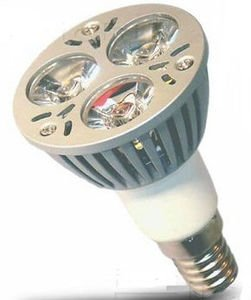 High Power II LED Spot 6W E14 warm white dimmable