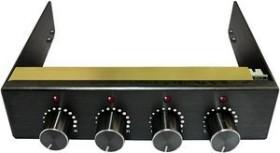 Cooltek 4 Kanal Lüftersteuerung LSK435B (600300233)