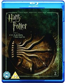 Harry Potter And The Chamber Of Secrets (Blu-ray) (UK)