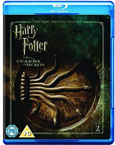 Harry Potter And The Chamber Of Secrets (Blu-ray) (UK) -- via Amazon Partnerprogramm