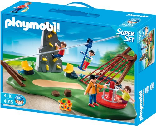 playmobil Summer Fun - SuperSet Aktiv-Spielplatz (4015) -- via Amazon Partnerprogramm