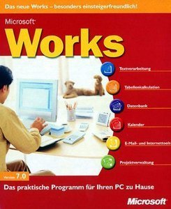 Microsoft: Works 7.0 OEM/DSP/SB (PC) (070-02136)