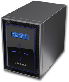 Netgear ReadyNAS RN422 4TB, 2x Gb LAN (RN422D2)
