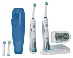 Braun Oral-B Triumph 5000 with Smart Guide + 2. toothbrush (820543)