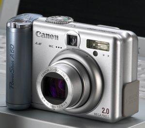 Canon PowerShot A60 (8401A002/8401A006)