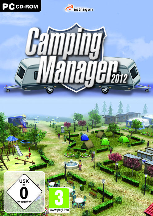 Camping manager 2012 (Download) (PC)
