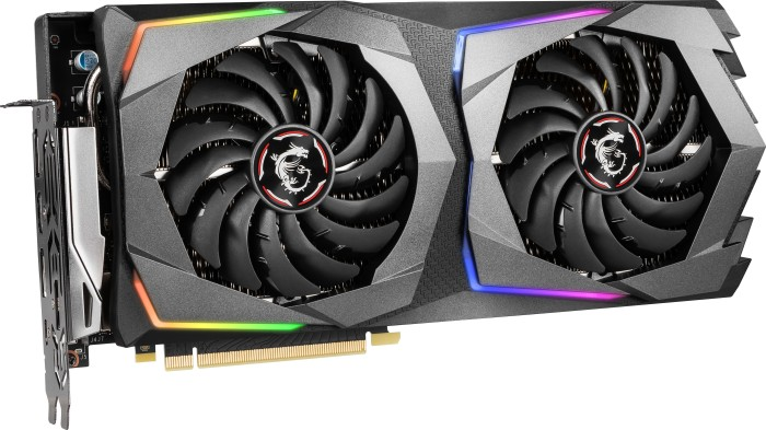 MSI GeForce RTX 2070 Gaming Z 8G, 8GB GDDR6, HDMI, 3x DP, USB-C (V373-007R)