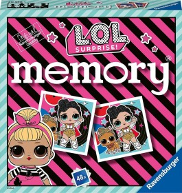Mini memory L.O.L. Surprise, 48-tlg.