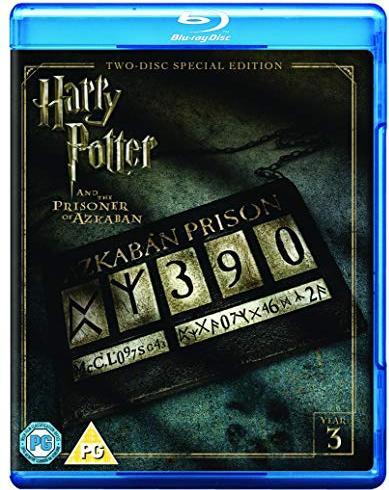 Harry Potter And The Prisoner Of Azkaban (Blu-ray) (UK) -- via Amazon Partnerprogramm