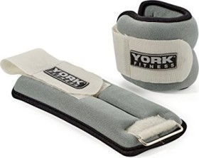 York Fitness wrist and ankle weight sets 2x1kg