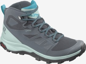 Salomon OUTline Mid GTX stormy weather/icy morn/bluebird (Damen) (409965)