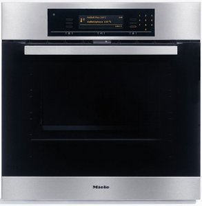 Miele H 5681 BP oven stainless steel