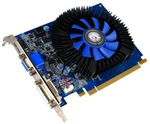 KFA² GeForce GT 430, 1GB DDR3, VGA, DVI, HDMI