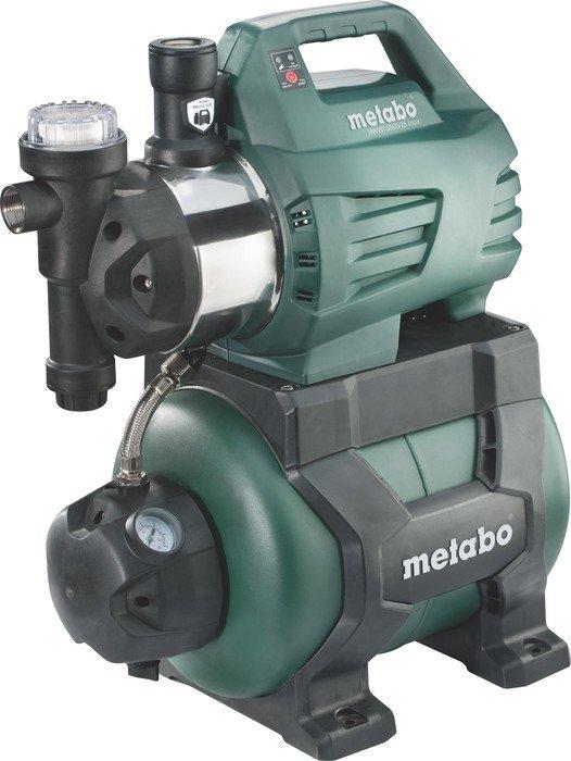 Metabo HWWI 3500/25 stainless steel electric pressure tank unit (600970000)