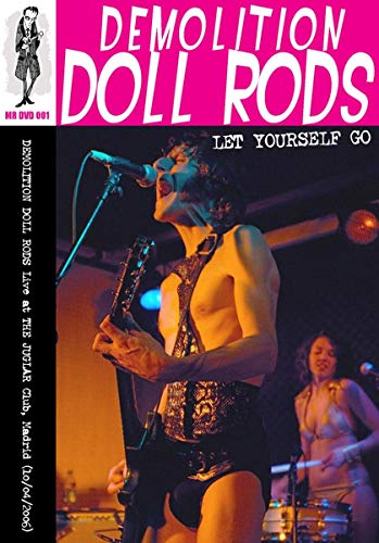 Demolition Doll Rods - Let Yourself Go -- via Amazon Partnerprogramm